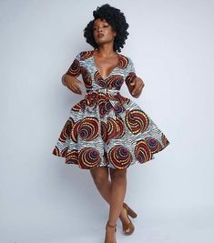 Here are some lovely and adorable ankara gowns that will always give you the best fitting you need. These ankara dresses are really amazing and looks stylish with the different… The post Gorgeous ankara gowns to rock appeared first on DarlingNaija. African Fashion Ankara, Latest African Fashion Dresses, African Print Dresses, African Print Fashion, African Dress, African Clothes, Ankara Short Gown Styles, Trendy Ankara Styles, Short Gowns