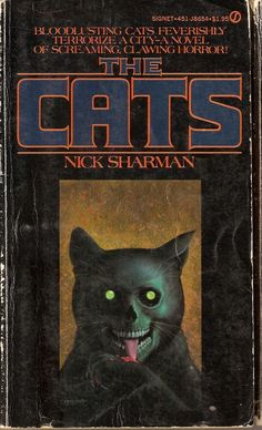 Too Much Horror Fiction: Animalize!