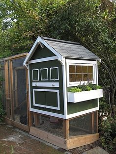 Above my price-range, but it's fun to see all the work ppl have put into their coops