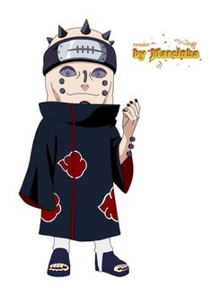 Anime Naruto, Anime Echii, Naruto Vs Sasuke, Naruto Cute, Gaara, Anime Comics, Kid Naruto, Chibi Characters, Naruto Characters