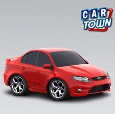 ¡Novedad hoy en Car Town: el Ford GT Falcon XR8 2008! ¡Agarra hoy este inigualable importado Australiano en Car Town, y disfruta de este verdadero trueno!    09/01/2013