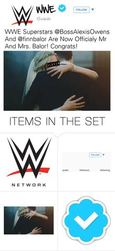 """""""WWE Twitter Post"""" by pie221153 ❤ liked on Polyvore featuring art"""