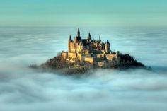 Visiting the Hohenzollern Castle, Germany