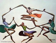 ernie barnes paintings | we are currently offering up to 40 % off our ernie barnes art ...