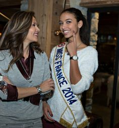 Week-end d'intégration Miss France 2014 _ Flora Coquerel