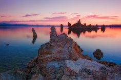 Mono Lake Sunrise by davidrichterphoto on DeviantArt