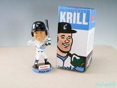 2016 New York Yankees Ryan Krill Lake Shore Chinooks Bobblehead