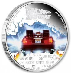 Amblin Entertainment, Two Dollars, G 1, Film Releases, 35th Anniversary, Commemorative Coins, Proof Coins, Comedy Films, Michael J