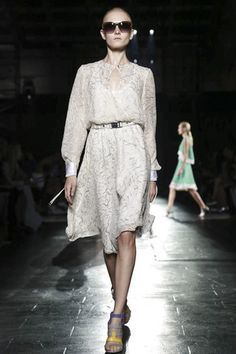 Continuing off of last season's successful Nepal themed collection, designer Prabal Gurung decided not to mess with a good thing, and once again returned to his native roots for more inspiration. A...