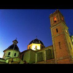 Iglesia de #Altea por  @maito76 #enjoyaltea