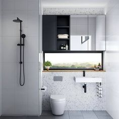 Most exposed pipe shower systems consist of a shower knob, visible pipe to the showerhead, and the showerhead. Sometimes, a handheld showerhead or