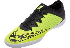 Nike Elastico Finale III IC Indoor Shoes - Volt