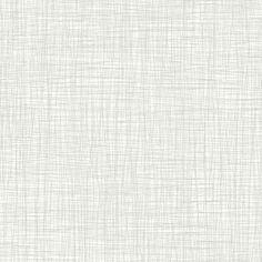 Brewster Home Fashions Naturale Valois Linen x Solid Embossed Wallpaper Color: Silver Wallpaper Color, Linen Wallpaper, Embossed Wallpaper, Textured Wallpaper, Plain Wallpaper, Neutral Wallpaper, Contemporary Wallpaper, Velvet Wallpaper, Flamingo Wallpaper