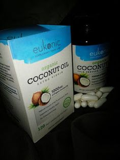 Life According To GreenVics: Benefits of Coconut Oil, Eukonic Organic Coconut O...