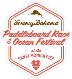 6/6/15  2015 TOMMY BAHAMA PADDLEBOARD RACE & OCEAN FESTIVAL AT THE SANTA MONICA PIER