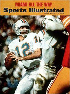 SUPER BOWL VII  | Super Bowl VII - Miami 14, Washington 7, Jan. 14, 1973 - Super Bowl ...