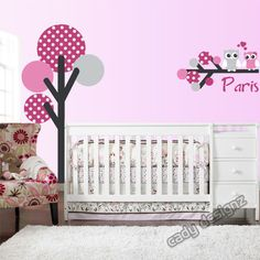 Vinyl Wall Tree and Branch Modern Decal Sticker by CadyDesignz, $144.00