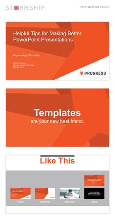 Designed the Helpful Tips for Making Better PowerPoint Presentations for Progress Software Powerpoint Presentations, Made Goods, Presentation Design, Helpful Tips, Software, Templates, How To Make, Models, Useful Tips