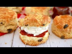 With a lightly sweet crust and densely moist center, my Best Ever Irish Scones are a tried and true classic. Take it from an Irishwoman and chef!