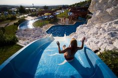 Thermal Baths, City People, Hungary, Budapest, Cities, Landscapes, Outdoor Decor, Photos, Travel