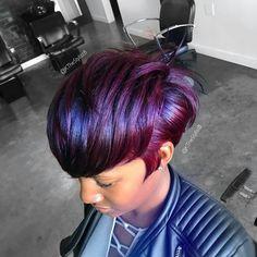 That hair tho!