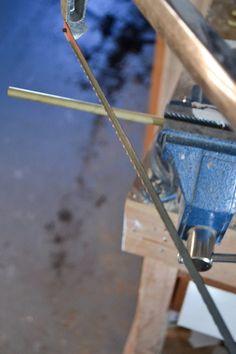 DIY: Drömlampan   leitntos Diy Suspension, Diy Luminaire, Handmade Chandelier, Dremel Tool, Interior Design Tips, Decoration, Diys, Cool Stuff, Inspiration