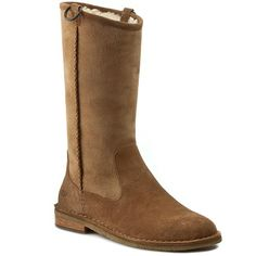 Cizme UGG - W Daphne 1008705 Che Ugg Boots, Chelsea Boots, Uggs, Wedges, Ankle, Shoes, Fashion, Moda, Zapatos
