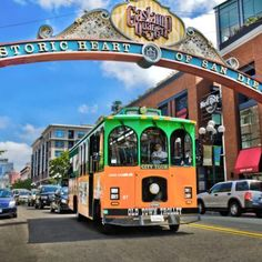 Old Town Trolley Tours of San Diego - Hop-On Hop-Off Tours - Make the most of your San Diego vacation trip by riding at Old Town Trolley Tours of San Diego and discover lots of tourist attractions