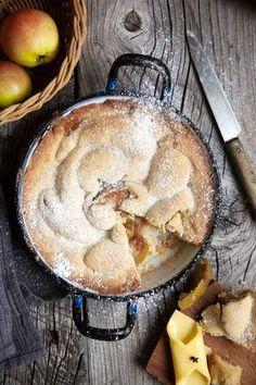 Apple Pie, Camembert Cheese, Baking, Desserts, Food, Tailgate Desserts, Deserts, Bakken, Essen