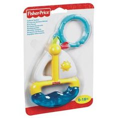 Mordedor Fisher-Price Veleiro X5406