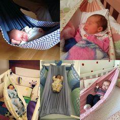 Rede para bebê  www.ateliecolorir.com.br