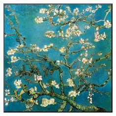 Art.com - Almond Branches in Bloom Art Print