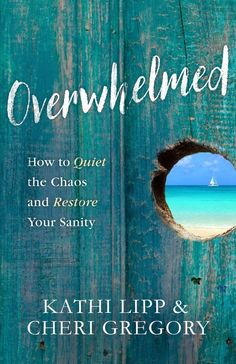 """Feeling overwhelmed? Wondering if it's possible to move from """"out of my mind"""" to """"in control"""" when you've got too many projects on your plate and too much mess in your relationships? Kathi and Cheri want to show you five surprising reasons why you become stressed, why social media solutions don't often work, and how you can finally create a plan that works for you. As you identify your underlying hurts, uncover hope, and embrace practical healing, you'll understand how to…"""