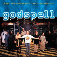 Godspell Off B'way cast 2000