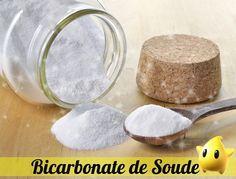Les 100 astuces du Bicarbonate de soude