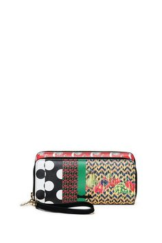 undefined Zip Around Wallet, Patches, Coin Purses, Purses, Women, Wallet