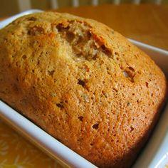 shared via nutiva.com - Try this #Banana #Bread #Chia Seed Mini Loaf - with pumpkin and oats.