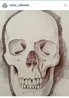 my work/study anatomy#tattoos #oldschool #design #naples #tatuaje #dontstop #good #napoli #tatuaggio #anatomia
