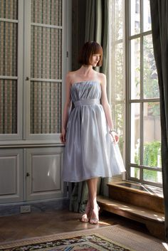 Barbara Tfank Spring 2013 Ready-to-Wear Fashion Show Collection