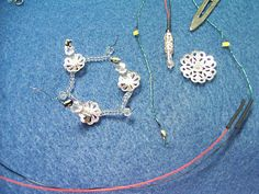 how to make a miniature chandelier - Google Search