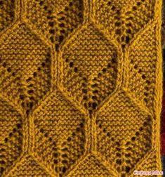 Right lozenges - Knitting Crochet Free Aran Knitting Patterns, Knitting Machine Patterns, Knitting Charts, Loom Knitting, Knitting Stitches, Knitting Designs, Knit Patterns, Knitting Projects, Baby Knitting
