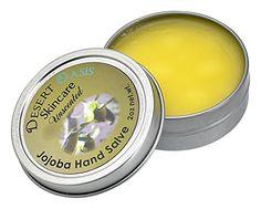 Artisan Jojoba Oil Hand Salve Unscented All Natural and Hand Made 2 oz 51 gm >>> For more information, visit image link.