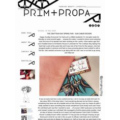 New #Blog Post | The #CraftisanBaySpringFair - #SukiSaburDesigns http://ift.tt/1V3Yfzt #Leicester #CraftFair #Fashion #Design #CraftisanBay #FBlogger #LBlogger #BBlogger #MaleBloggers by primalmajithia