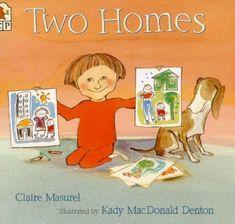 Parenting.com suggests 11 Books About Modern Families: Explaining Divorce, Adoption and More