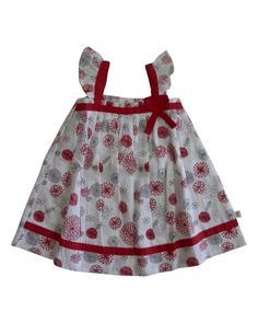 Baby Clothing :: Girls :: Woven Dress With Cap Sleeves - Tiny Twig - Little Blessings