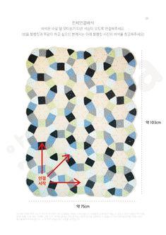 [무료도안] 로맨틱한 웨딩링 블랭킷뜨기 : 네이버 블로그 Knit Crochet, Crochet Patterns, Weaving, Quilts, Knitting, Crafts, Blankets, Dish, Crocheting Patterns
