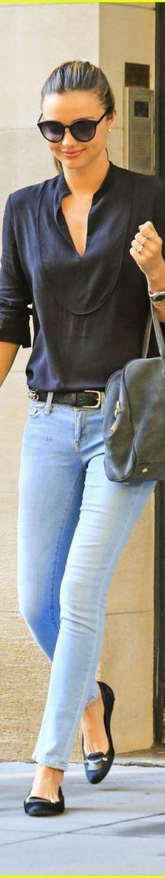 Miranda Kerr in New York City