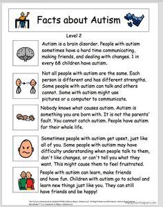 Teach your school about Autism! by theautismhelper.com