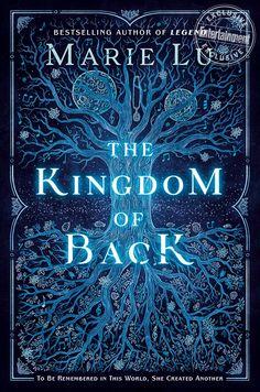 The Kingdom of Back: Marie Lu previews historical fiction fantasy   EW.com Ya Books, Good Books, Books To Read, Fantasy Book Covers, Fantasy Books, Fantasy Fiction, Beautiful Book Covers, Cool Book Covers, Popular Books