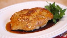 Good Thymes and Good Food: Honey-Balsamic Chicken
